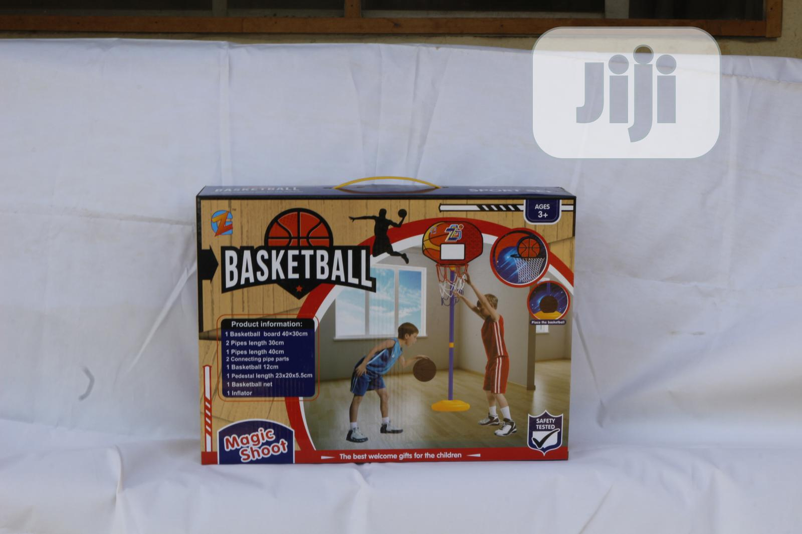 Children Basketball Hoop Set and Stand | Toys for sale in Wuye, Abuja (FCT) State, Nigeria