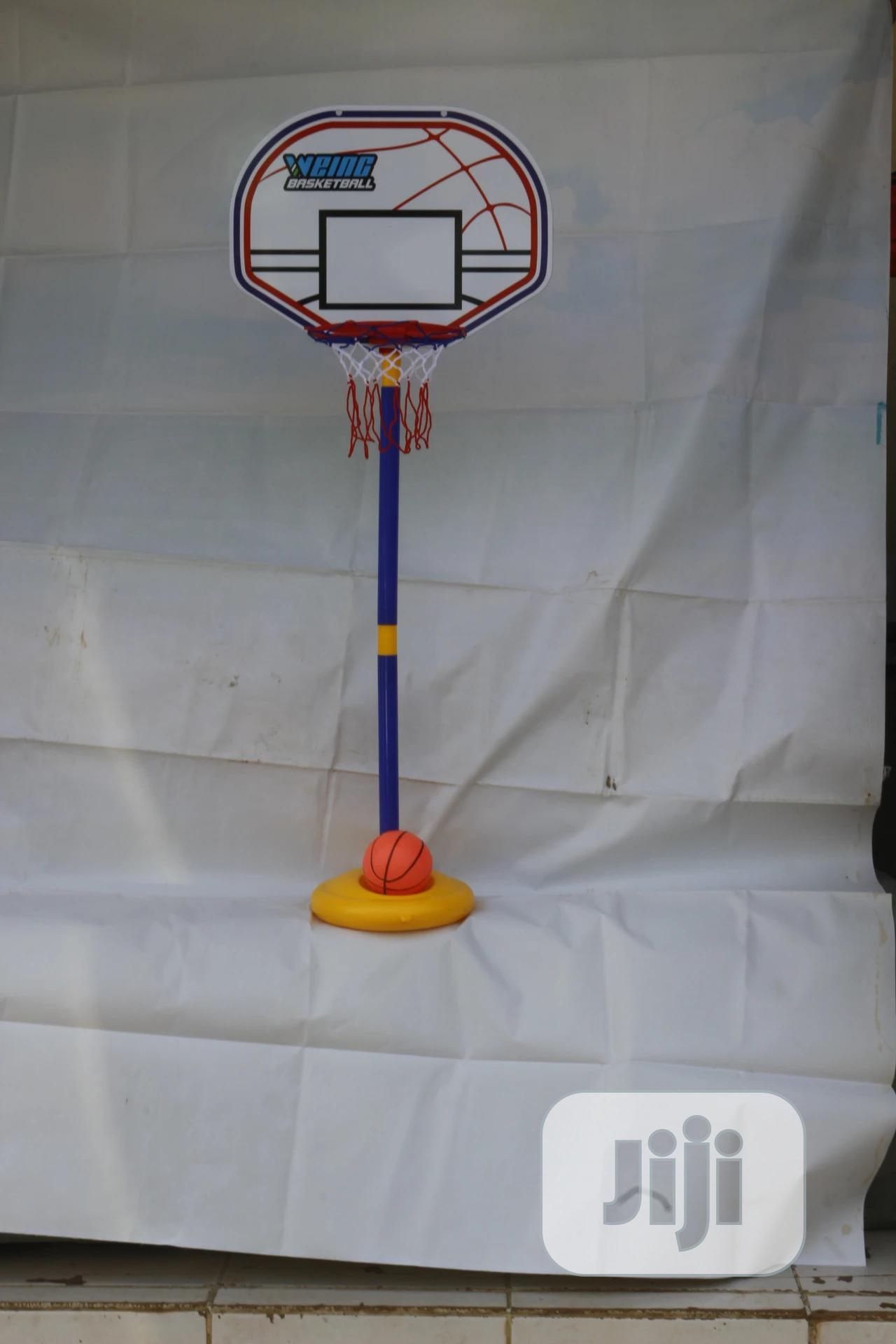 Children Basketball Hoop Set and Stand