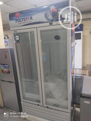 New Polystar 553L Standing Display Chiller Refrigerator Aa++   Store Equipment for sale in Lagos State, Ojo