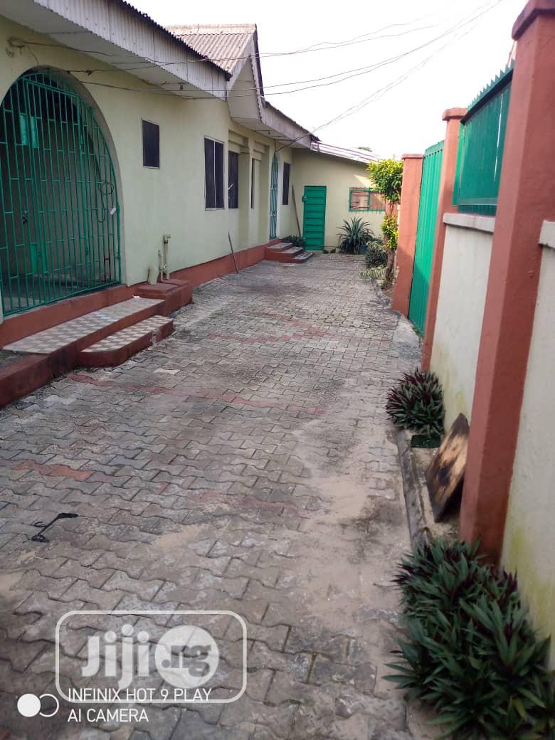 2 Flats Bungalow at Bendel Estate for Sale, Warri   Houses & Apartments For Sale for sale in Warri, Delta State, Nigeria