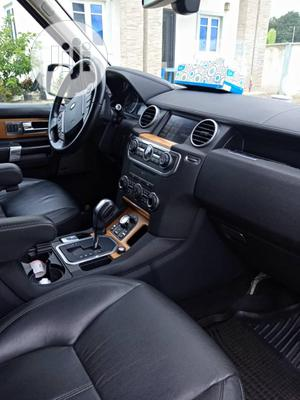 Land Rover LR4 2014 Black | Cars for sale in Lagos State, Ajah