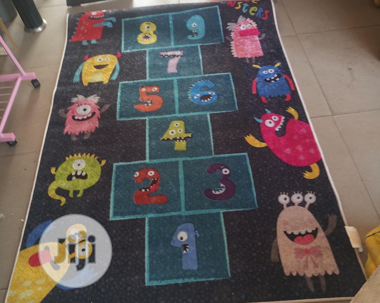 Digital Print Carpet