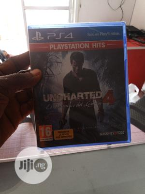 UNCHARTED 4 the Thief End   Video Games for sale in Abuja (FCT) State, Wuse 2