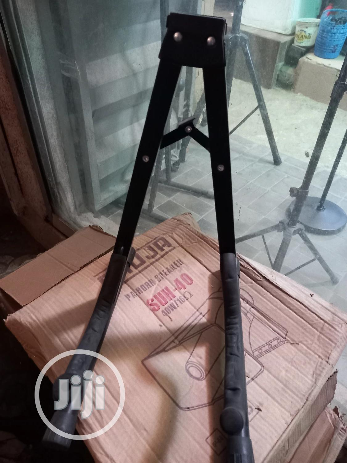 Guitar Stand. | Musical Instruments & Gear for sale in Ikeja, Lagos State, Nigeria