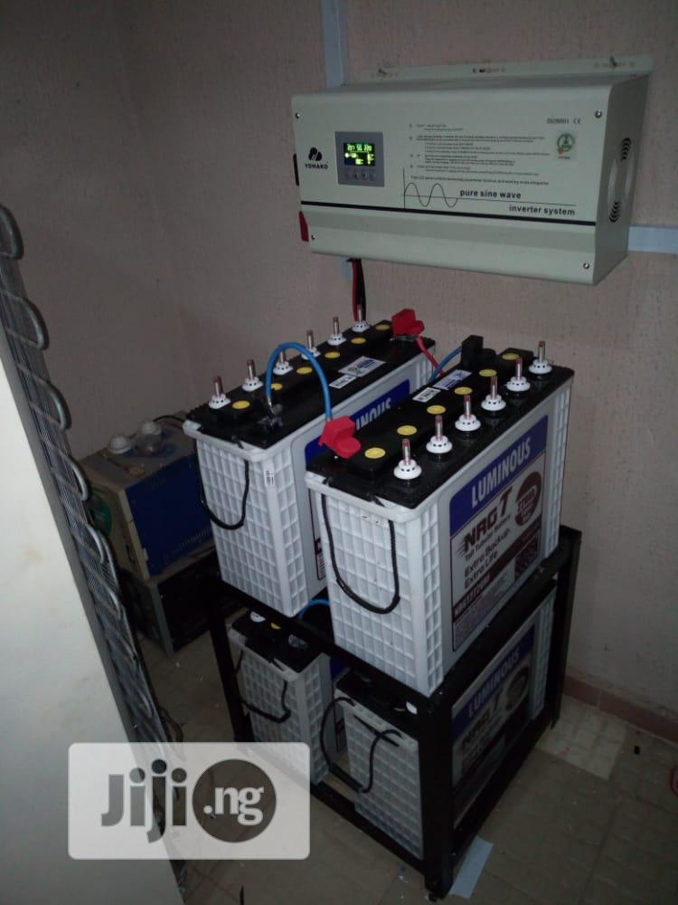 3.5kva Inverter | Other Services for sale in Benin City, Edo State, Nigeria