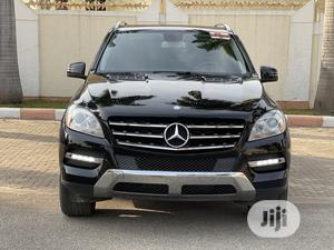 Mercedes-Benz M Class 2012 ML 350 4Matic Black | Cars for sale in Abuja (FCT) State, Wuse 2