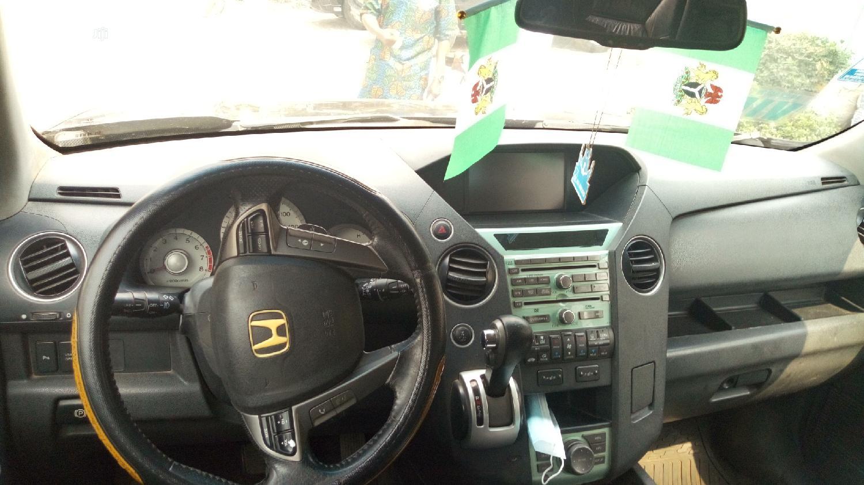 Honda Pilot 2011 Black   Cars for sale in Ikeja, Lagos State, Nigeria