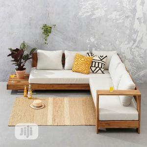 L Shaped Outdoor Sofa | Furniture for sale in Lagos State, Ipaja
