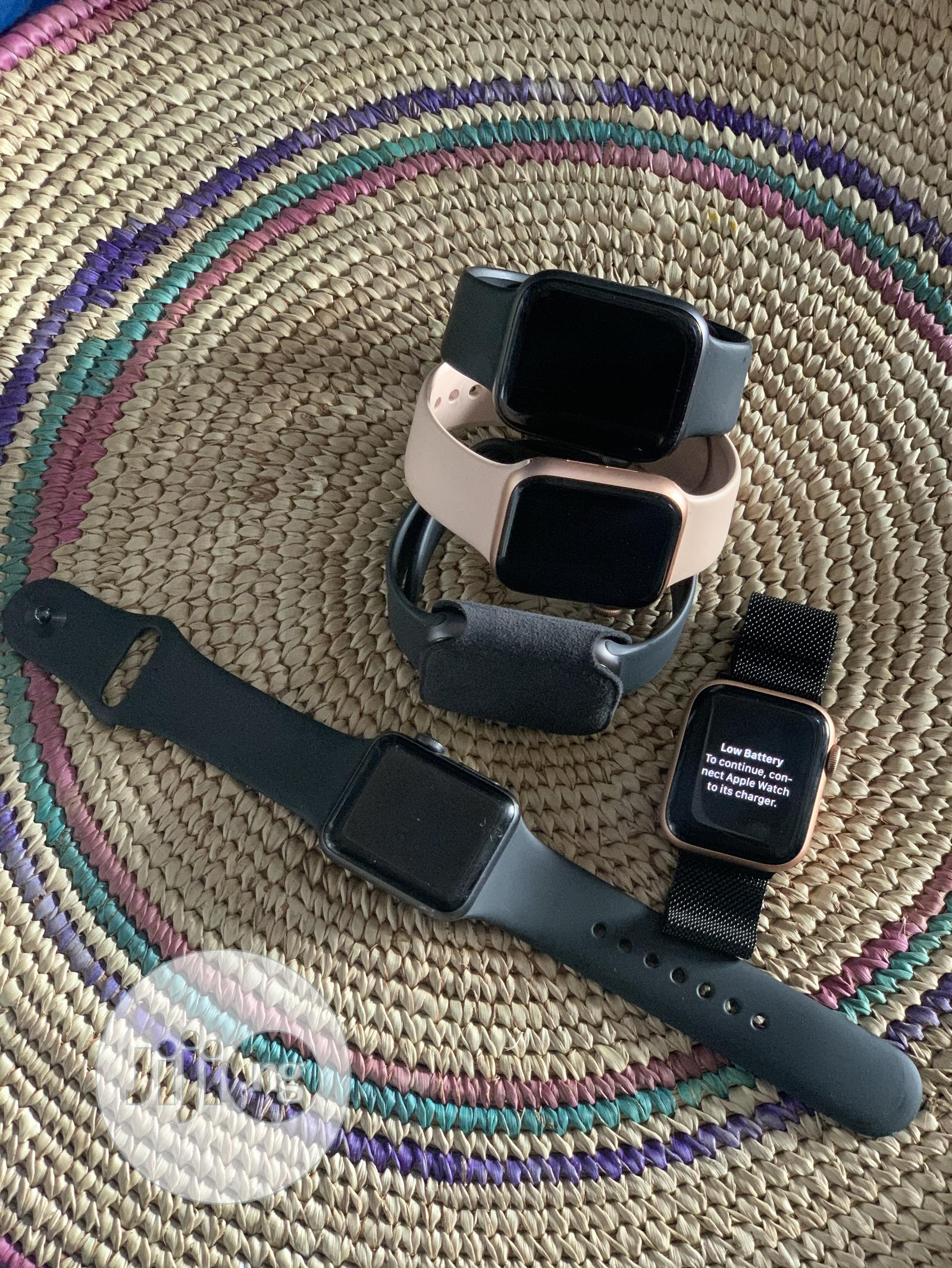 Apple Iwatch   Smart Watches & Trackers for sale in Ilorin South, Kwara State, Nigeria