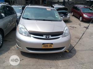 Toyota Sienna 2008 XLE Limited Silver   Cars for sale in Lagos State, Apapa