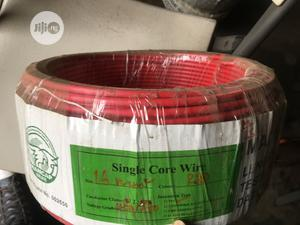 16mm Single Wire Nigerchin Wire Cables Nigeria | Electrical Equipment for sale in Lagos State, Ojo