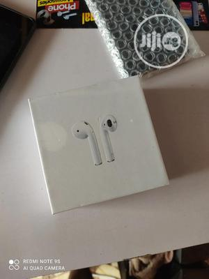 Super Clone Apple Airpod   Accessories for Mobile Phones & Tablets for sale in Ogun State, Abeokuta South