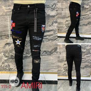Designers Black Authentic Jeans   Clothing for sale in Lagos State, Lagos Island (Eko)
