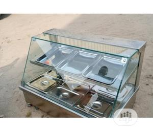 Food Display Warmer 3plate Up and Down   Restaurant & Catering Equipment for sale in Edo State, Benin City