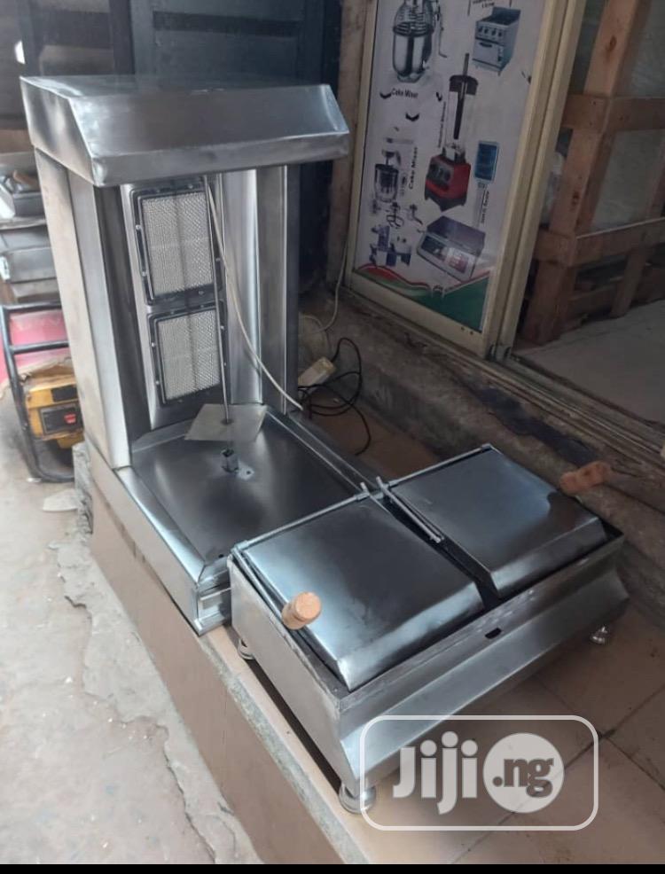 Quality Shawarma Machine and Toaster