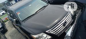 Lexus LX 2008 570 Black   Cars for sale in Lagos State, Lekki