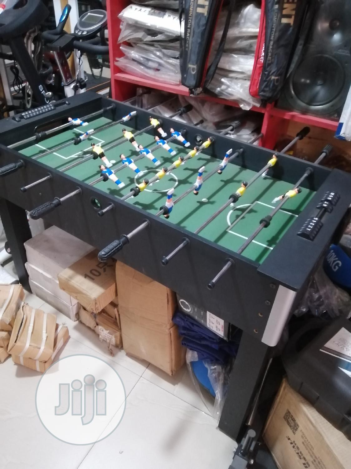 Quality Soccer Table