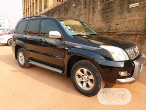 Toyota Land Cruiser Prado 2007 VX Black   Cars for sale in Lagos State, Ikeja