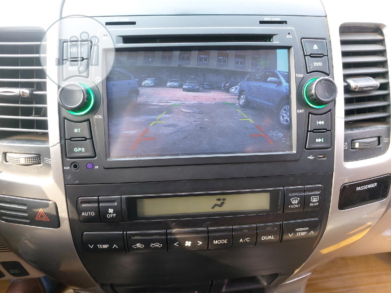Archive: Toyota Land Cruiser Prado 2007 VX Black