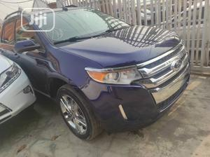 Ford Edge 2012 Blue | Cars for sale in Lagos State, Ikeja