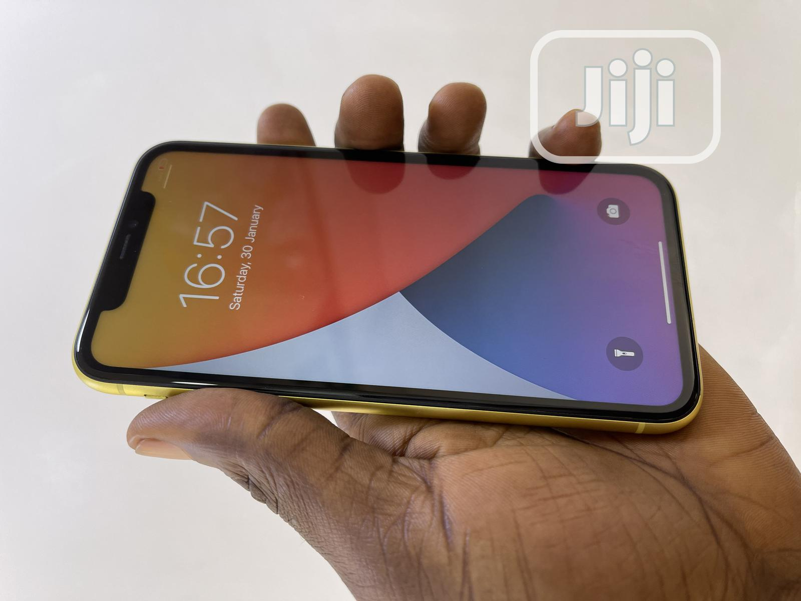 Apple iPhone 11 64 GB Yellow | Mobile Phones for sale in Ajah, Lagos State, Nigeria