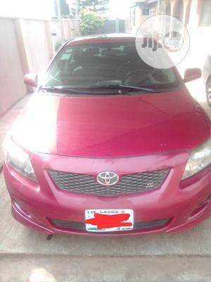 Toyota Corolla 2008 1.8 Red   Cars for sale in Ekiti State, Ado Ekiti