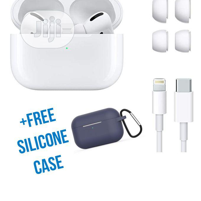 Archive: Airpods Pro With Noise Cancellation