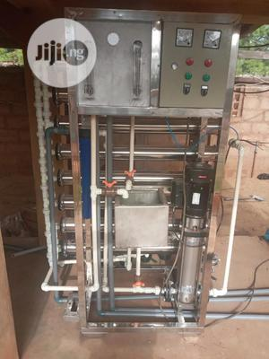 8 Membrane R O Water Treatment Machines Osmosis Machine | Manufacturing Equipment for sale in Lagos State, Orile