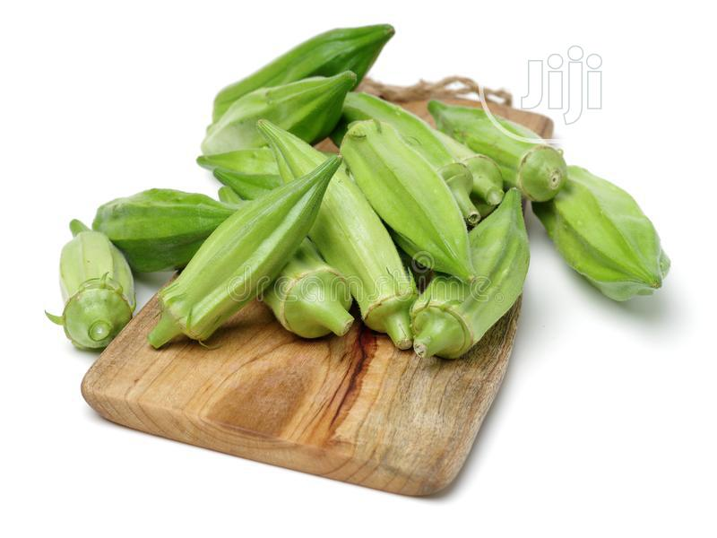 Hybrid Okra Seeds For Sale | Feeds, Supplements & Seeds for sale in Ojodu, Lagos State, Nigeria
