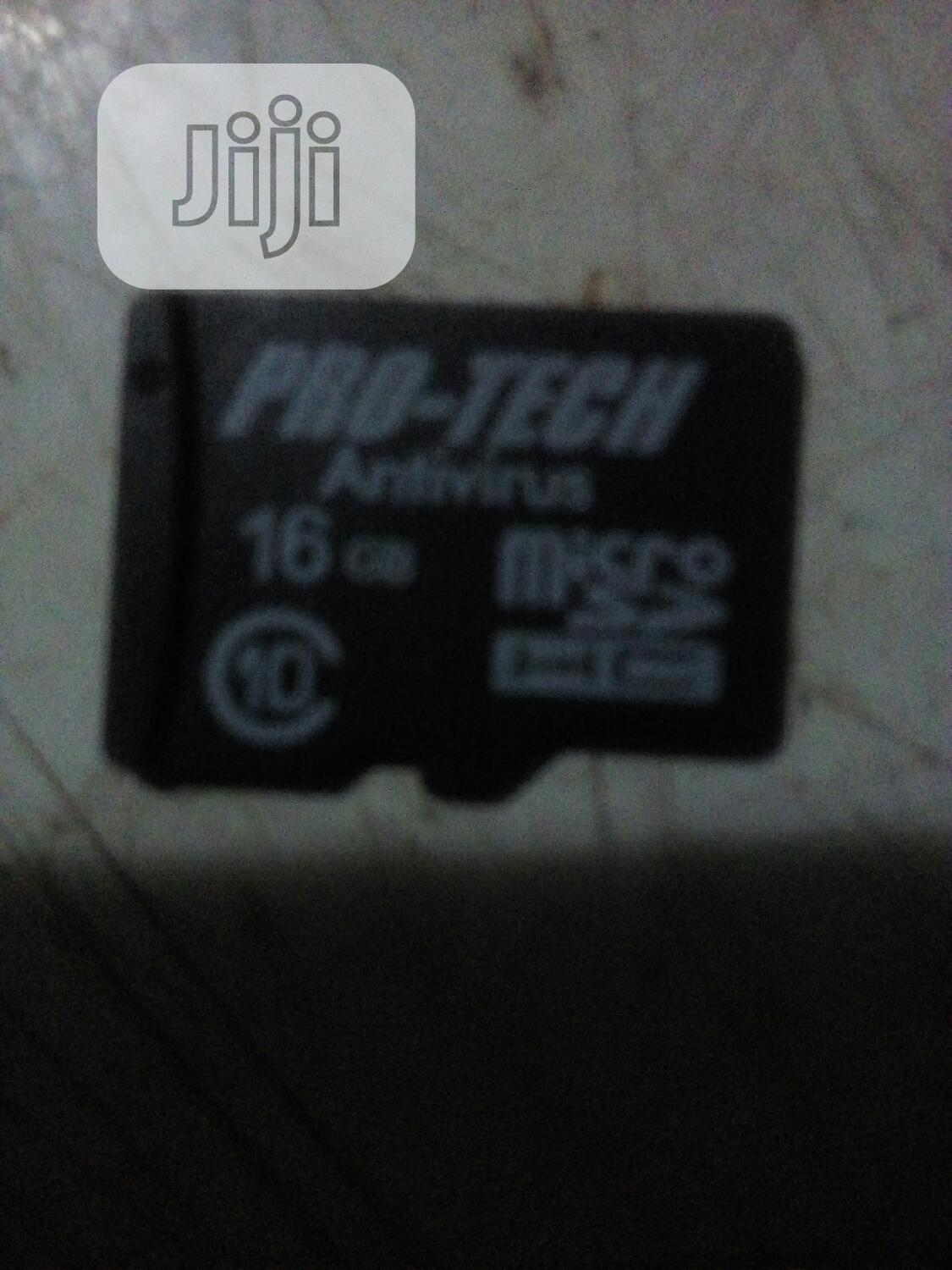 Archive: Memory Card 16g