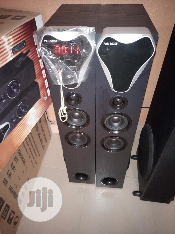 PAN BOSE 2229. High Sound Quality.