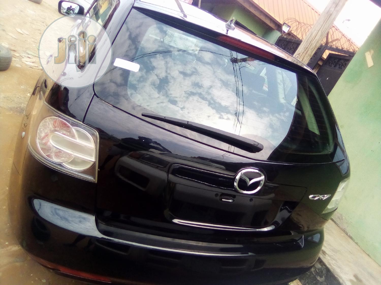 Archive: Mazda CX-7 2011 Black
