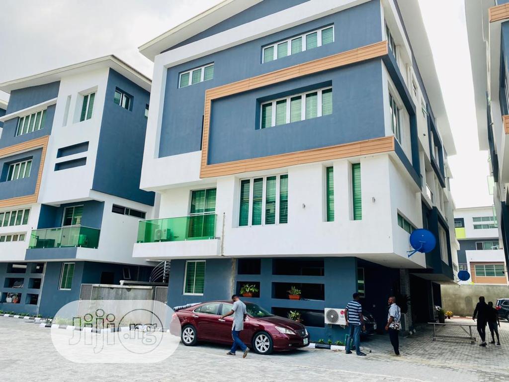 5 Bedroom Duplex in Lekki Right Lagos, Fully Serviced