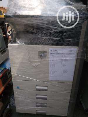 SHARP MX-M 363U Multifunctional Black White | Printers & Scanners for sale in Lagos State, Surulere