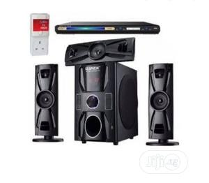 Home Theater System With DVD and Power Surge/ Tv Guide   Audio & Music Equipment for sale in Lagos State, Ojo