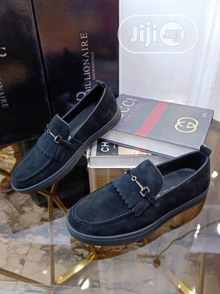 Quality Italian Billionaire Loafers