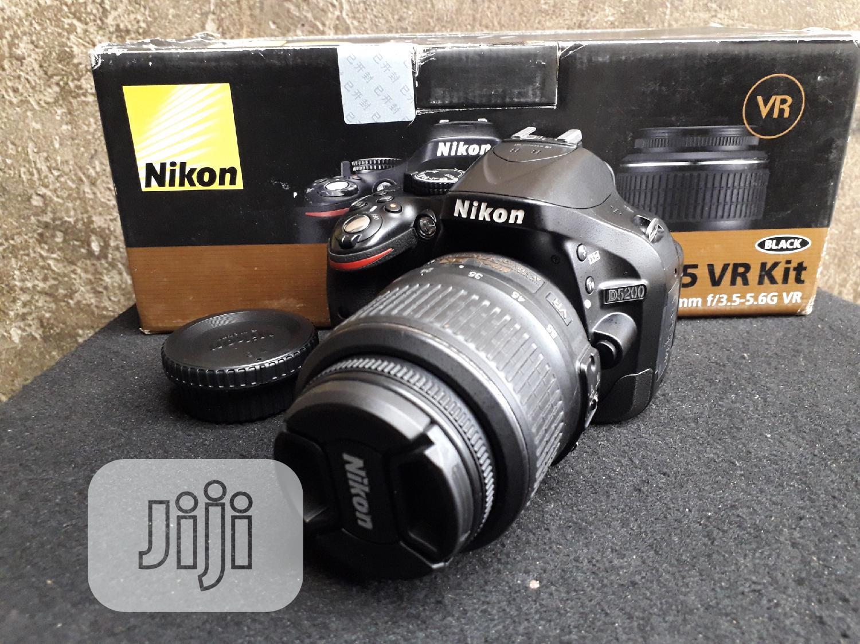 Nikon D5200 Camera