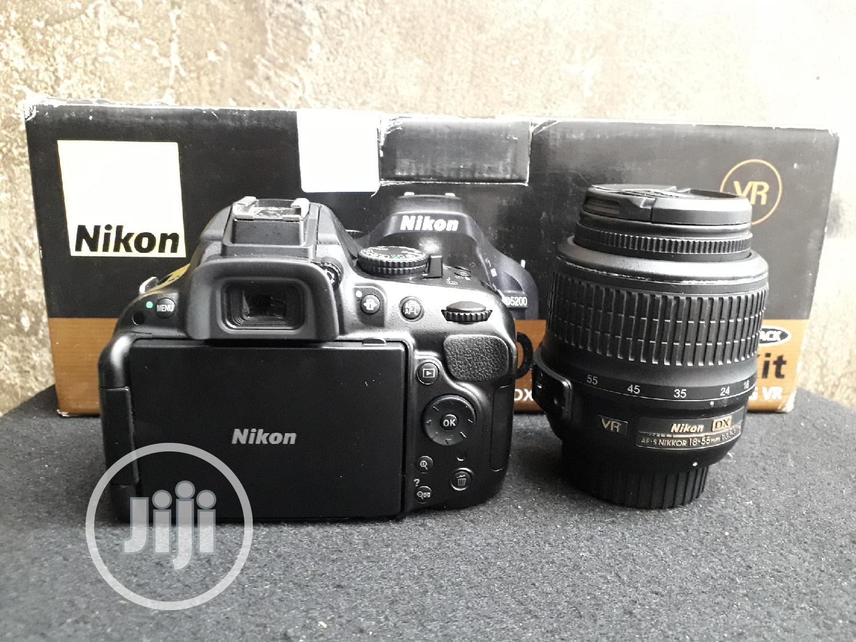 Nikon D5200 Camera | Photo & Video Cameras for sale in Ikeja, Lagos State, Nigeria