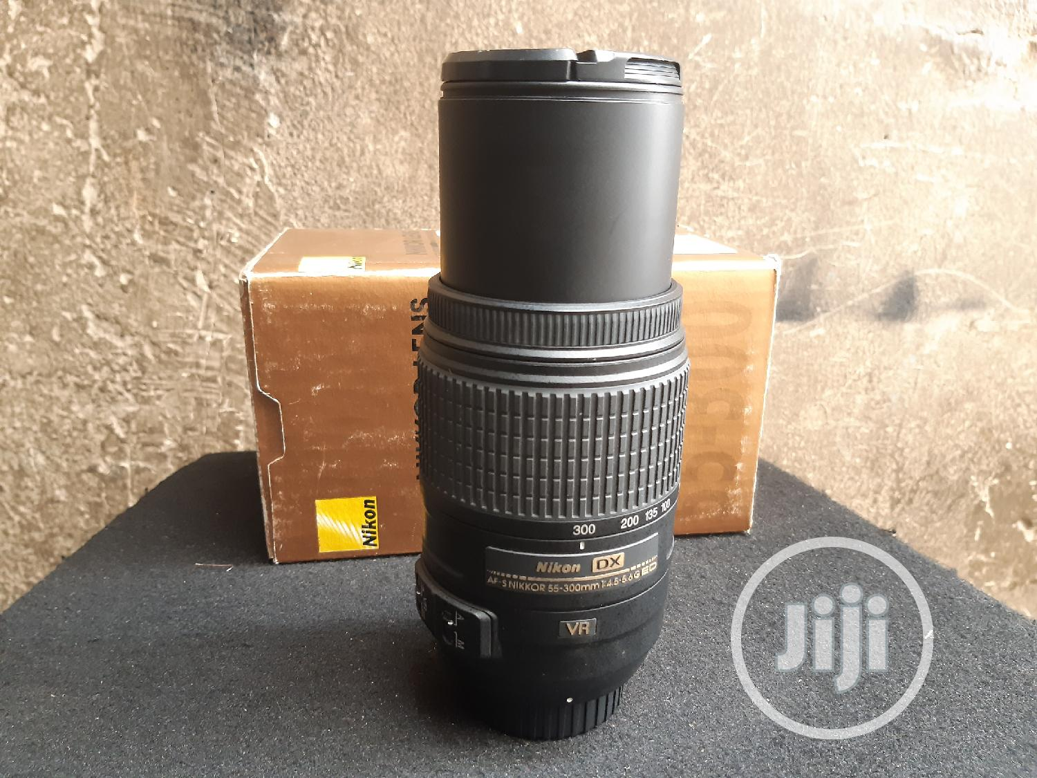 Nikon 55-300mm Zoom Lens | Accessories & Supplies for Electronics for sale in Ikeja, Lagos State, Nigeria