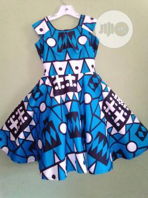 2k Easter Sales Splash Children Ankara Dresses   Children's Clothing for sale in Lagos State, Lekki