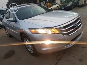 Honda Accord CrossTour 2010 EX-L AWD Silver | Cars for sale in Lagos State, Ifako-Ijaiye