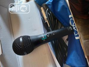 AKG Wired Microphone | Audio & Music Equipment for sale in Lagos State, Ikeja