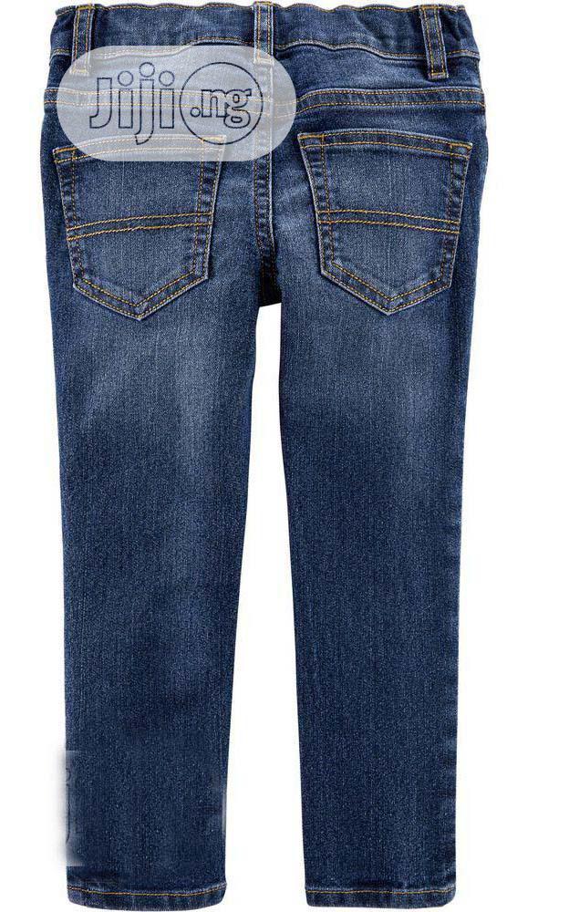 Archive: Rip-And-Repair Skinny Jeans