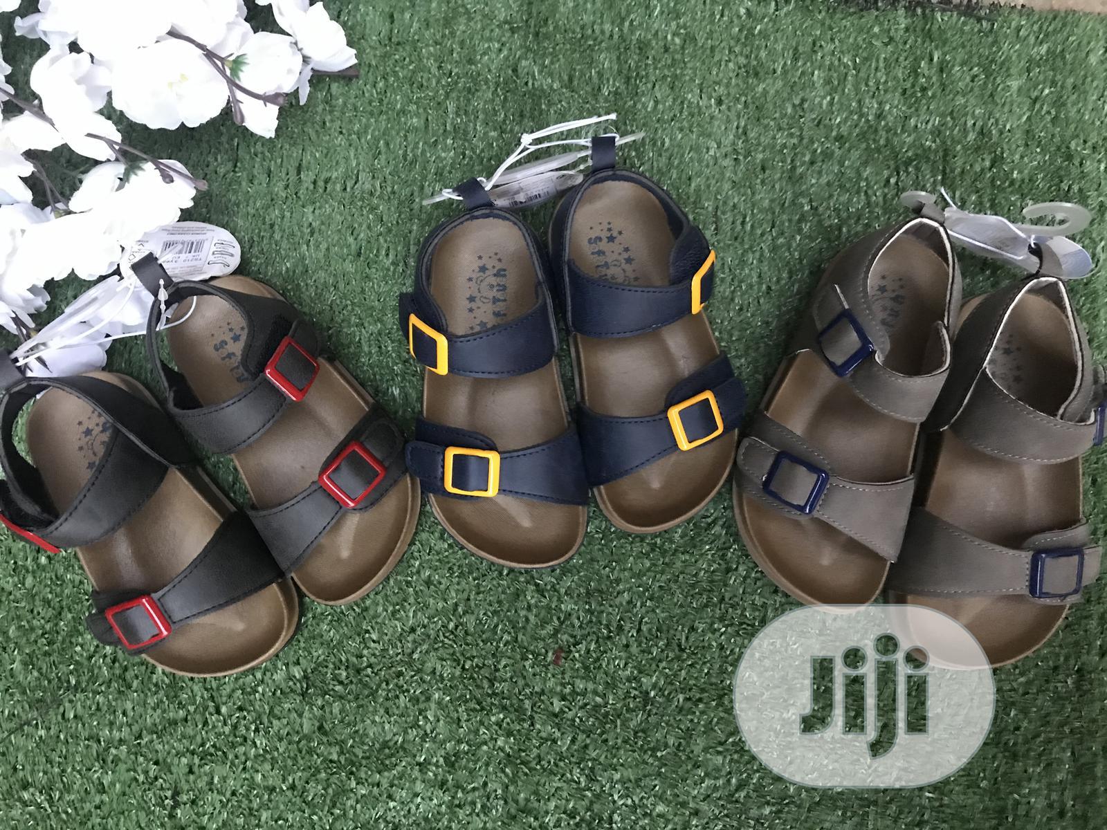 SOFT TOUCH Unisex Sandals