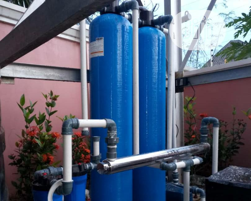 Archive: Water Treatment Plant