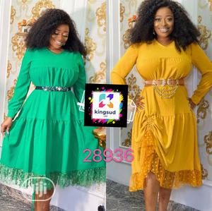 Trendy Ladies Quality Flare Gown   Clothing for sale in Lagos State, Ikeja