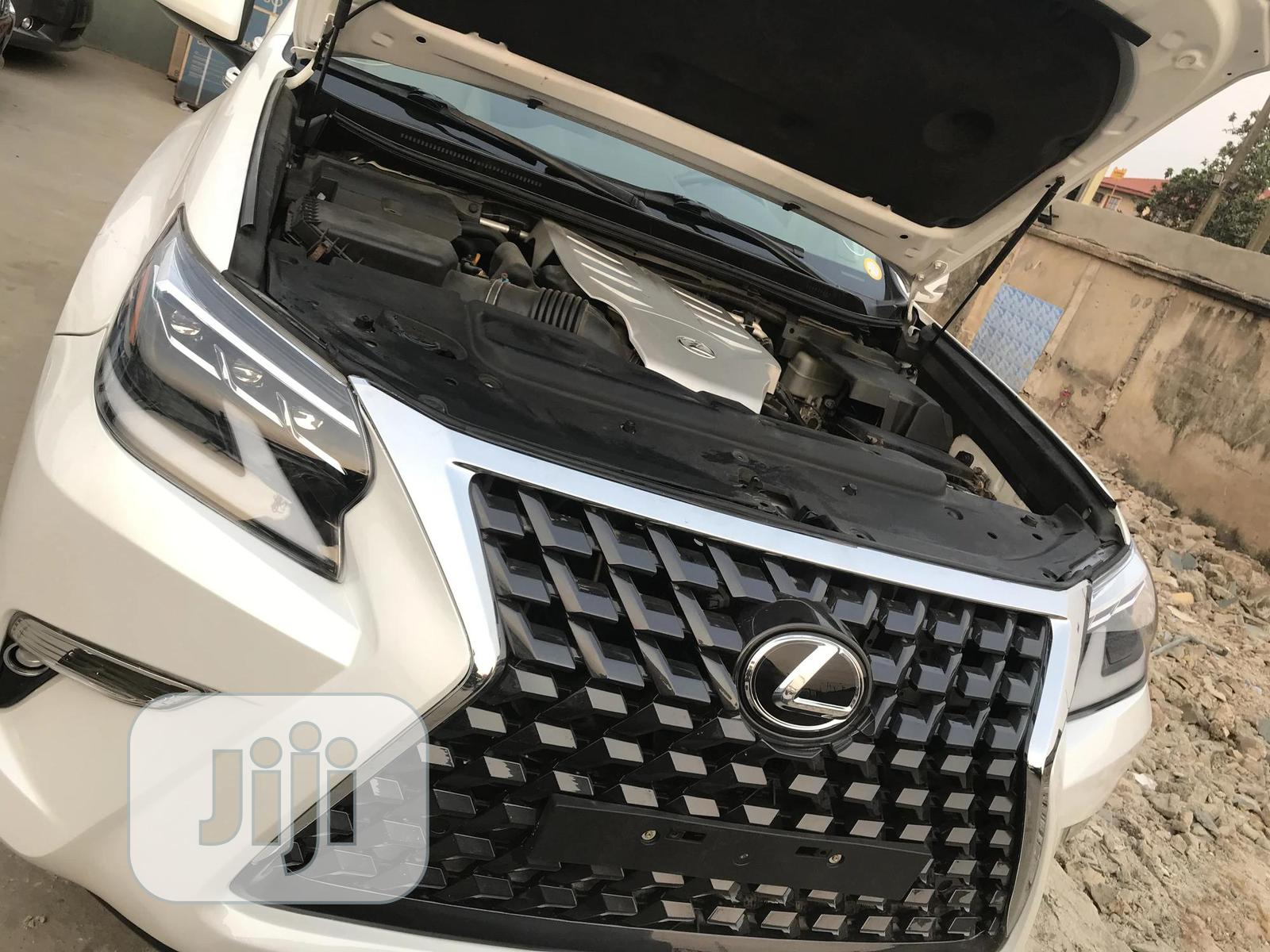 Lexus GX 2013 White | Cars for sale in Isolo, Lagos State, Nigeria