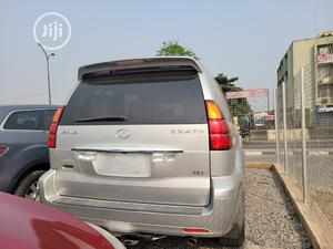 Lexus GX 2007 470 Silver | Cars for sale in Lagos State, Yaba