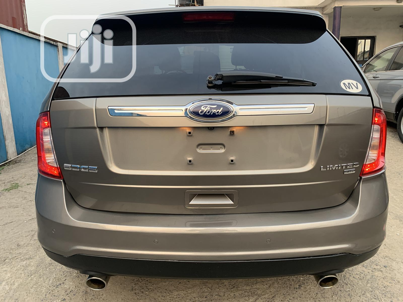 Ford Edge 2013 Brown