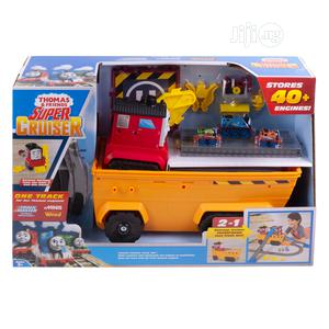 Thomas Friends Super Cruiser Transforming Train Track Set | Toys for sale in Lagos State, Ajah